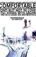 Radiohead - Ok Computer Wall Poster