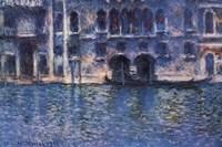 Venice Palazza Da Mula Fine Art Print