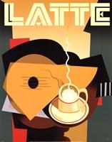 "11"" x 14"" Latte Art"