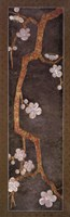 "Cherry Blossom Branch II by Erin Galvez - 12"" x 36"""