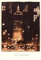 "Park Avenue Romance by Paul Chojnowski - 26"" x 38"""