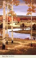 "Morning Calm II by Gerard Paul Deshayes - 24"" x 38"""