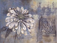 """Inspired Blossom I by Ruth Franks - 24"""" x 18"""""""