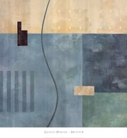 "Detour by Glenys Porter - 24"" x 26"""