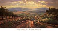 Tuscany Splendor Fine Art Print