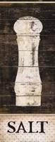 """Salt by Daphne Brissonnet - 4"""" x 10"""""""