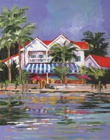 Beach Resort I Fine Art Print