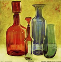 "Murano Glass II by Patricia Pinto - 12"" x 12"""