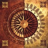 Sun Wheels I Fine Art Print