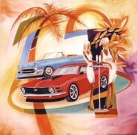 Classic Cool II Fine Art Print