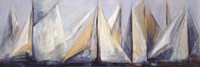 First Sail II Fine Art Print