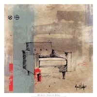 "Jane by Tandi Venter - 20"" x 20"""