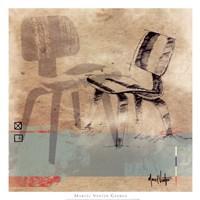 "George by Tandi Venter - 20"" x 20"""