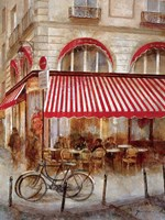 Cafe De Paris II Fine Art Print