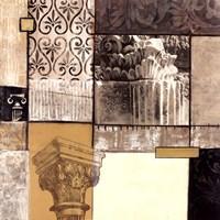 Classical Ruins II Fine Art Print
