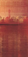 "Samarkand I by Gerard Paul Deshayes - 18"" x 36"""