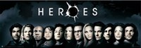Heroes - Door Poster Wall Poster