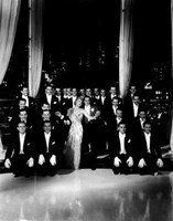 """Broadway Melody of 1936 by Gerard Paul Deshayes - 8"""" x 10"""""""