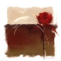 """Mocha IV by Marilyn Robertson - 20"""" x 20"""""""