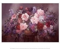 Floral Masterpiece Fine Art Print