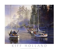 "Serenity by Kiff Holland - 24"" x 20"""