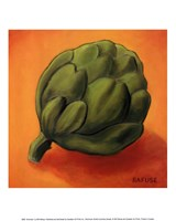 "Artichoke by Will Rafuse - 10"" x 12"""