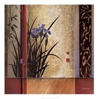 Garden Gateway Fine Art Print
