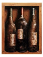 Straight from the Cellar II Fine Art Print