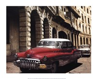 Cuban Cars I Fine Art Print