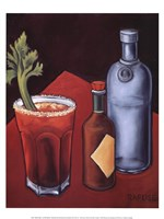 Bloody Mary Fine Art Print
