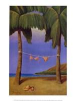 Bikini Beach Fine Art Print