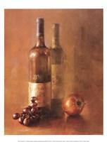 Sunset Wine I Fine Art Print