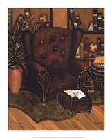 Cozy Den III Fine Art Print