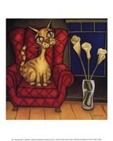 Sadie Marmalade Fine Art Print
