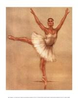 Ballerina II Fine Art Print