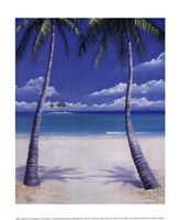Postcard from Paradise Fine Art Print