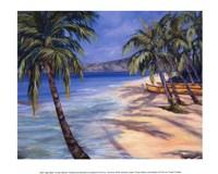 Sugar Beach Fine Art Print