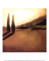 Memories of Tuscany II Fine Art Print