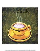 Caf Latte Fine Art Print