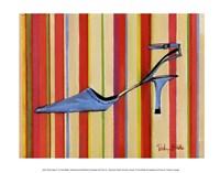 Retro Heels II Fine Art Print