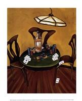 Poker Nite Fine Art Print
