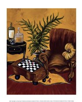 Check Mate Fine Art Print