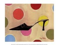 Retro Heels III Fine Art Print