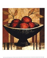 Crimson Harvest Fine Art Print