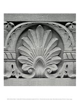 Architectural Detail II Fine Art Print