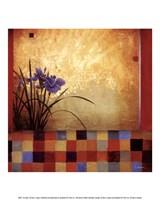 Iris Quilt Fine Art Print