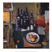 Vin Blanc Fine Art Print