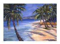 Sugar Beach Framed Print