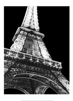 Under the Eiffel Tower Fine Art Print