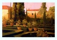 Verona Garden Fine Art Print